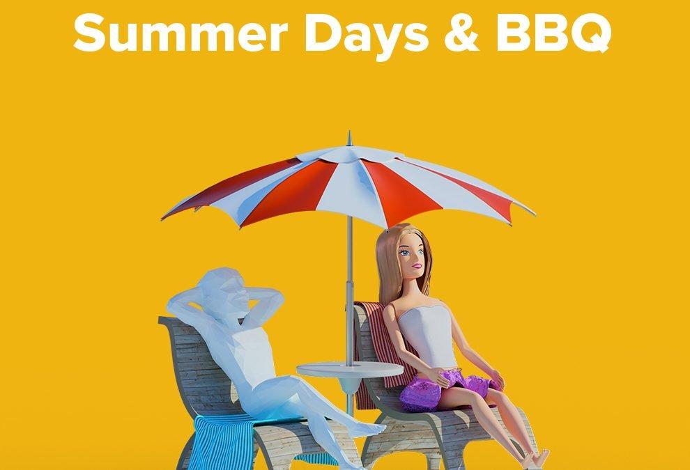 Playlist Summer Days & BBQ