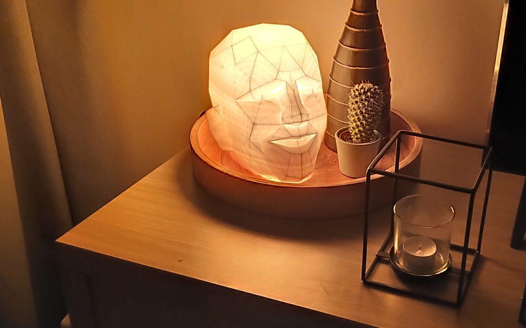 Lamp Esprit Brilliant
