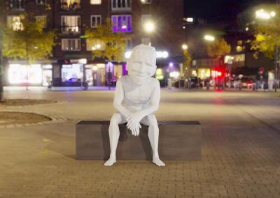 City bench concept